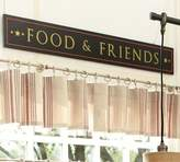 Pottery Barn Food & Friends Wall Art