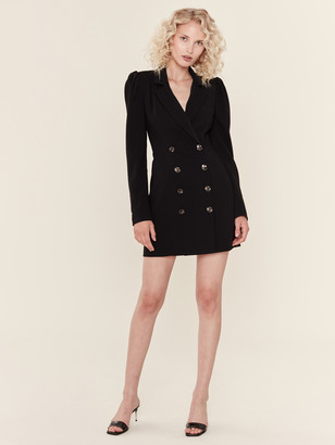 ASTR the Label Working Girl Blazer Mini Dress