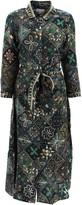 Pierre Louis Mascia Pierre-Louis Mascia Printed Shirt Dress
