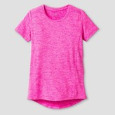 Champion Girls' Super Soft Tech T-Shirt