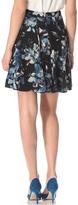 Rebecca Taylor Hawaii Flared Skirt