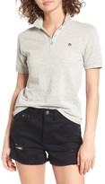 Obey Women's No. 89 Cotton Polo Shirt