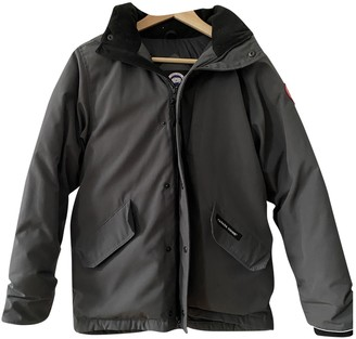 Canada Goose Anthracite Denim - Jeans Jackets & Coats