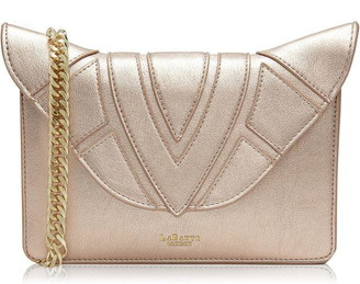 LaBante Monarch Vegan Rose Gold Cross Body Bag