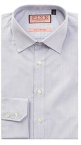 Thomas Pink Hesting Prestige Slim Fit Dress Shirt.