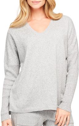 Fleurt Fleur't Cosmopolitan Luxury V-Neck Sweater