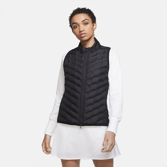 Nike Women's Golf Vest AeroLoft Repel
