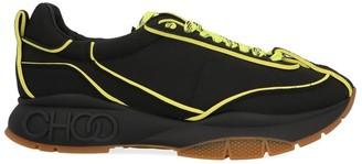 Jimmy Choo Raine Low-Top Sneakers