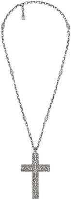 Gucci Necklace with cross pendant