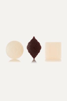 Senteurs d'Orient - Net Sustain Ma'amoul Soap Set, 205g - Colorless