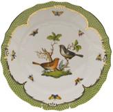 Herend Rothschild Bird Dinner Plate #5