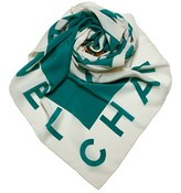 Chanel Pre-owned: Coco Print Silk Scarf.