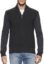 Calvin Klein Jeans Ottoman Tube Terry Sweater