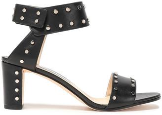 Jimmy Choo Veto 65 Studded Leather Sandals