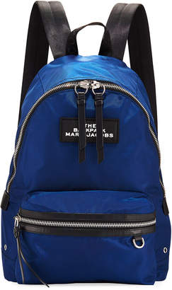 Marc Jacobs The Large Nylon Dual-Zip Backpack Bag