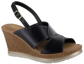 Bella Vita Pep-Italy Wedge Sandals Women Shoes