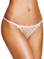 L'Agent by Agent Provocateur Grace Trixie Thong #L112-32