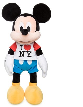 Disney Mickey Mouse Plush New York Medium 15''