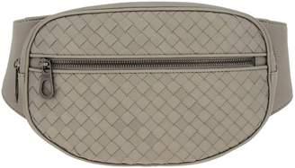 Bottega Veneta Belt Bag Full Zip Belt Bag In Hand-woven Leather