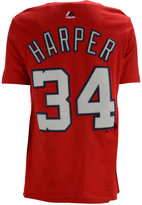 Majestic Kids' Bryce Harper Washington Nationals Player T-Shirt
