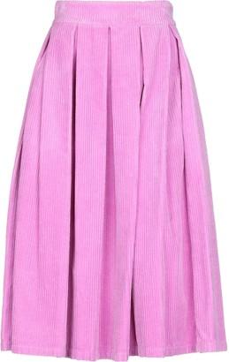 DEPARTMENT 5 3/4 length skirts