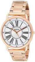 GUESS Women's Analogue Quartz Watch with Stainless Steel Strap W1149L3