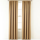 Royal Velvet Ally Rod-Pocket Blackout Curtain Panel
