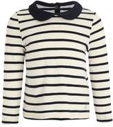 Petit Bateau BLOUSE BABY Long sleeved top coquille/smoking
