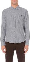 Barbour Errol Houndstooth Cotton-flannel Shirt