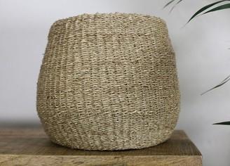Bunny & Clarke - Noko Seagrass Basket Natural Small
