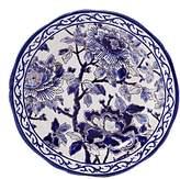 Gien Piviones Bleu Luncheon Plate