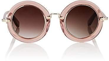 Derek Lam Women's Madison Sunglasses - Powder