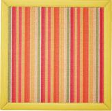 Kim Seybert Deck Striped Place Mat, Yellow