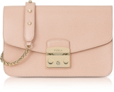 Furla Moonstone Metropolis Small Leather Shoulder Bag