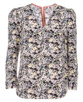 Paul Smith Floral Print Top