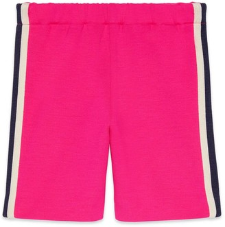 Gucci Baby viscose jersey trousers