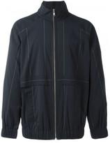 Alexander Wang graphic line sports jacket