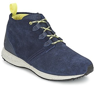 Element HAKONE men's Shoes (High-top Trainers) in Blue