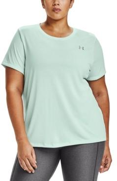 Under Armour Plus Size Ua Tech T-Shirt