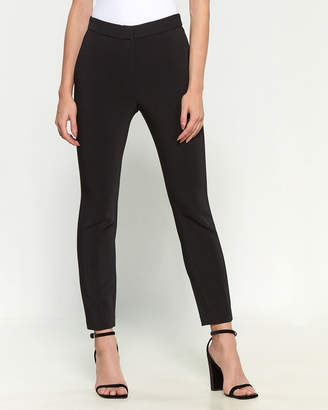Rosetta Getty Cropped Skinny Trousers