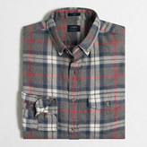 J.Crew Factory Slim brushed twill shirt