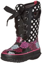 Bogs Casey Pompons Dots Winter Snow Boot