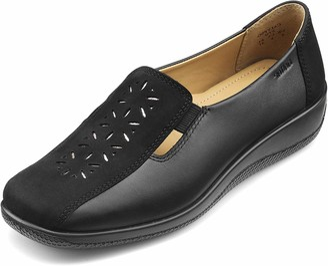 Hotter Calypso Black 5.5 UK