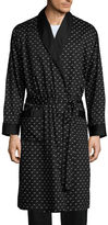 STAFFORD Stafford Sateen Robe