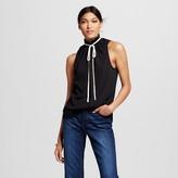 Women's Tie Neck Tank Top - Who What Wear