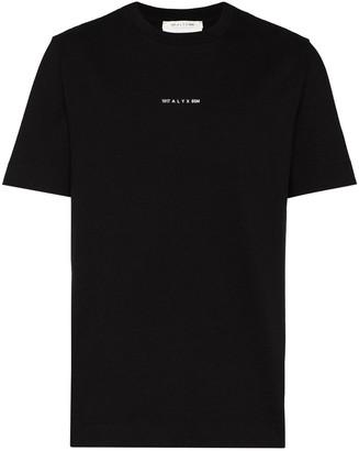 Alyx Sphere-logo crew-neck T-shirt