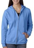 Gildan Women's Heavy Blend Full-Zip Hooded Sweatshirt