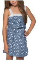 O'Neill Girls' Blossom Dress - Little Kids - Chambray Dresses