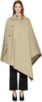 MACKINTOSH Beige Cape Coat
