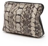 3.1 Phillip Lim Second Snakeskin Pouch